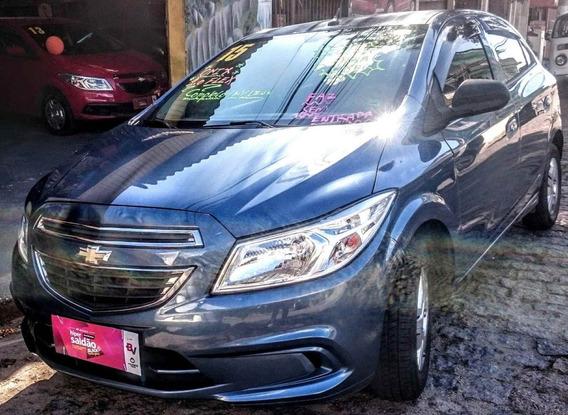 Chevrolet Onix Lt 1.0 Flex Ano 2015