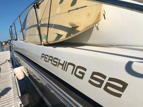 Pershing 52 Motores Novos - Equipamentos E Elétrica Novos