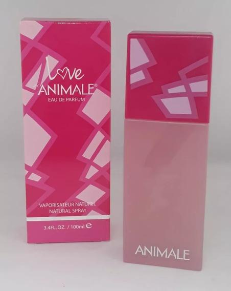 Perfume Animale Love 100ml Original Frete Grátis Nota Fiscal