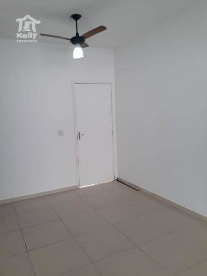 Casa Com 2 Dormitórios Para Alugar, 48 M² Por R$ 1.050,00/mês - Residencial Vista Do Vale - Presidente Prudente/sp - Ca0820