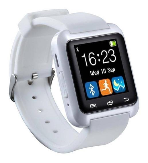 Relógio Masculino Bluetooth Smart U8 Brancol
