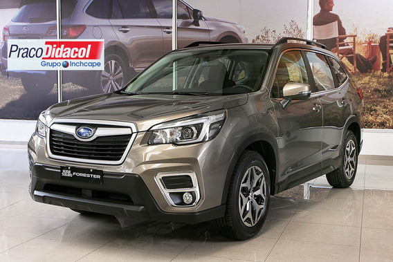 Forester 2.5 Cvt 4x4 Advance
