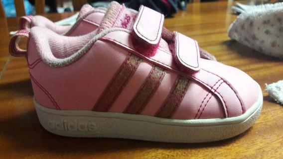 Zapatillas adidas Neo Nena, Niñas Talle 21