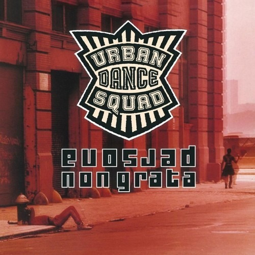 Urban Dance Squad - Persona Non Grata Lp Color Vinyl