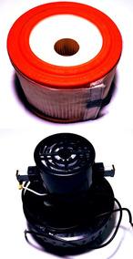 Motor Aspirador De Pó + Filtro Apv 1235 Vonder 220v