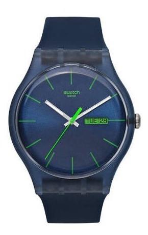 Relógio Swatch Blue Rebel Suon700
