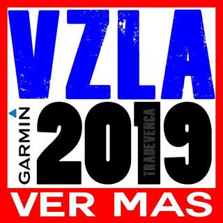 Mapa Garmin Gps De Venezuela Ruteables - Actualizado Mensual