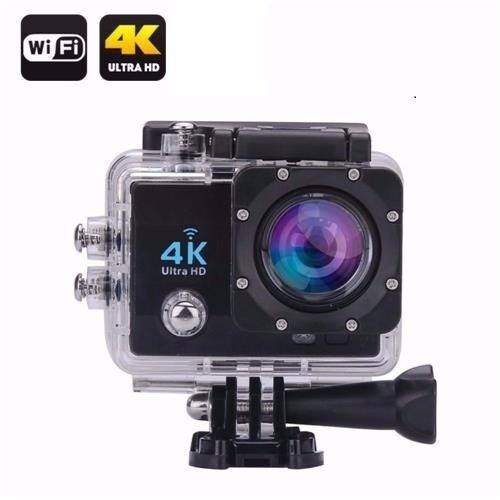 Camera Filmadora Full Hd 4k Moto Bike Mergulho 16mp Hero 4
