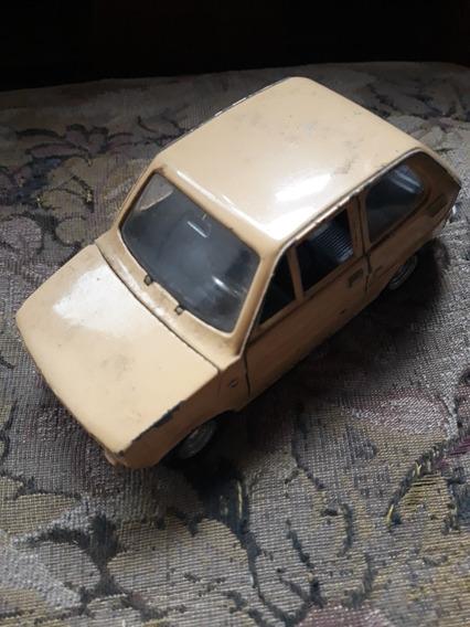 Miniatura Fiat 126 Made In Italy