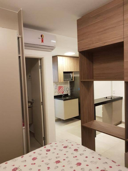Apartamento Com 2 Dormitórios À Venda, 33 M² Por R$ 330.000 - Jardim Tarraf Ii - São José Do Rio Preto/sp - Ap2095