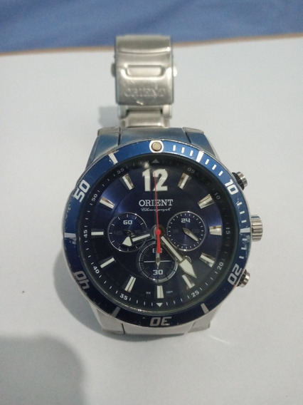 Relógio Orient Chronograph