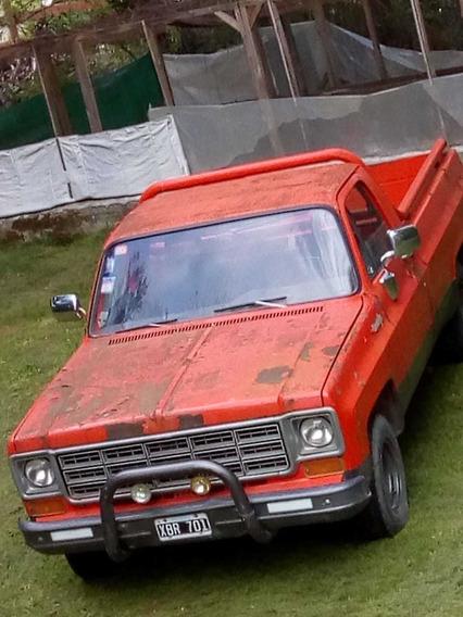 Chevrolet 1979 79