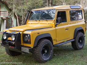 Land Rover Defender 90 Ano 2000