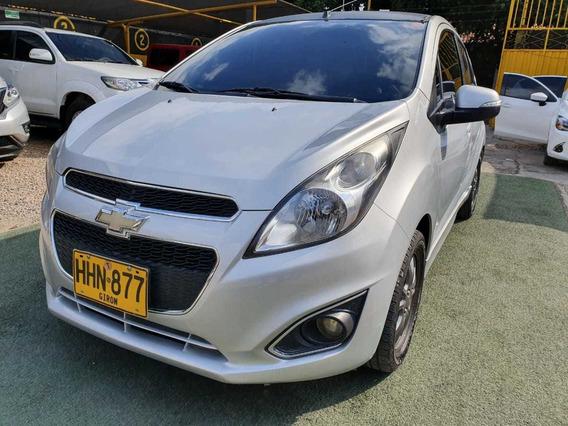Chevrolet Spark Gt Rs Mt 2015