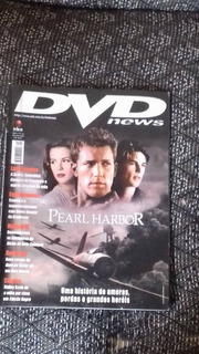Revista Dvd News Pearl Harbor N 24