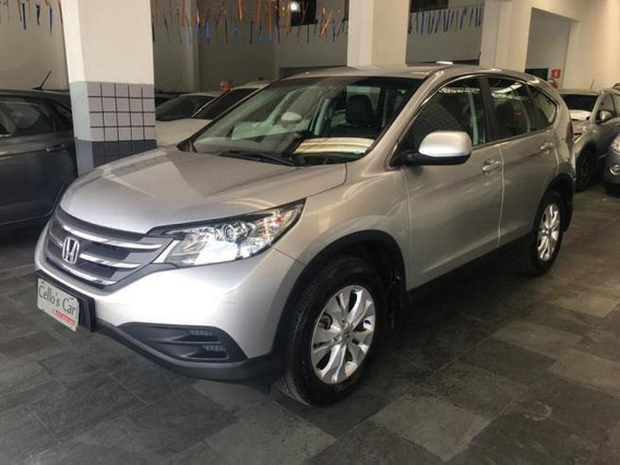 Honda Cr-v Lx 2.0 16v Gasolina Manual