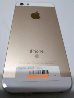 iPhone Se Gold 32gb Nue..vo Swap Cn Cargador Descue.nto 1000