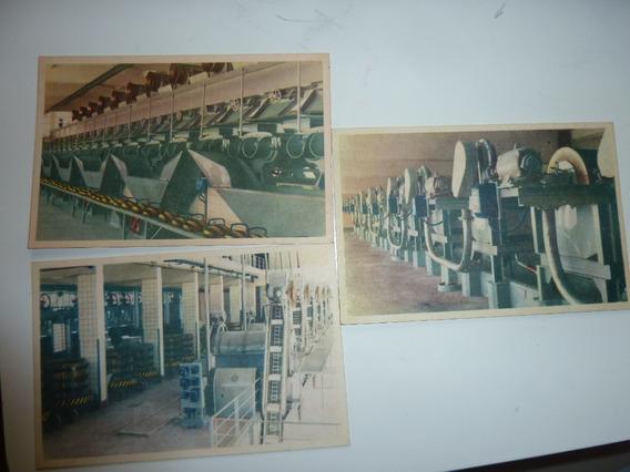Antiguas Postales Establecimiento Cinzano De San Juan De1950
