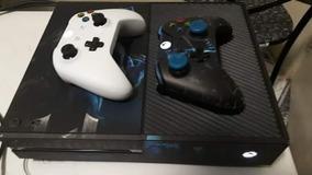 Xbox One 500 Gb - 2 Controles E 3 Jogos
