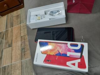 Celular Samsung Galaxy A 10Novo Na Caixa