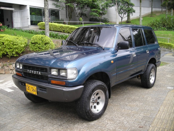 Toyota Land Cruiser Burbuja 1993 Basica Mecanica