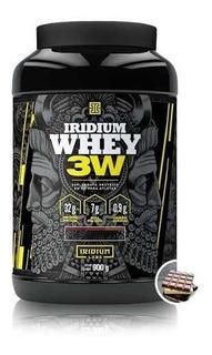 Whey 3w 900g Iridium Labs Original Sem Juros Frete Gratis