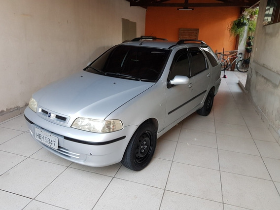 Fiat Palio Weekend 1.8 Ex 5p 2003