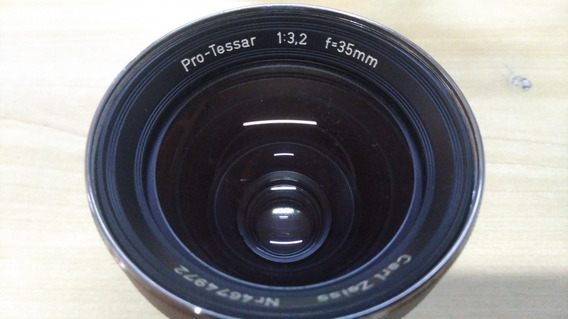 Objetiva Contaflex 35mm/3.2 Pro Tessar Carl Zeiss