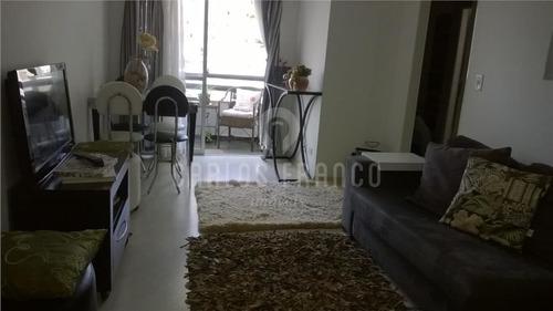 Imagem 1 de 9 de Apartamento Residencial À Venda, Vila Mascote, São Paulo. - Cf70012