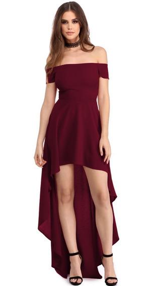 Vestido Color Vino Boda Vestidos Para Mujer Azul Largo En