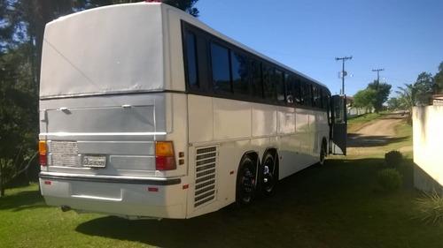 Vende-se Ou Troco Por Carro Ônibus Rodoviário Scania 112