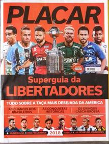Guia Placar Copa Libertadores 2018