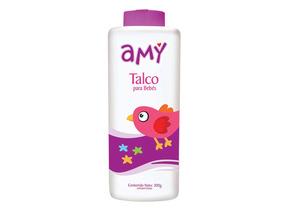 Talco Amy Caja De 24 Unidades De 200g C/u