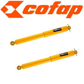 Kit Amortecedor Traseiro S10 4x2/4x4 06 A 11 Cabine Dupla