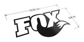 Adesivo Fox Racing Vw Gol Fox Crossfox Golf Jetta Fusca