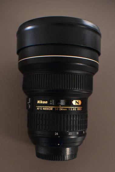 Nikkor 14-24mm F/2.8g Ed Af