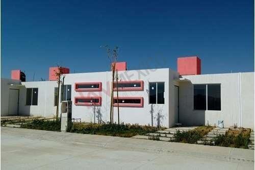 Vendo Casa Nueva De 1 Solo Nivel Salida A Cd. Sahagún Acepto Creditos
