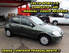 Celta 1.0 Spirit Flex 5p Comp (-ar) (n Gol Corsa Uno C3)
