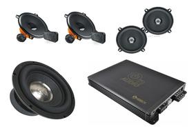 Combo Dsk 130 + Dcx 130 + Morel 8 + On Audio G400.4