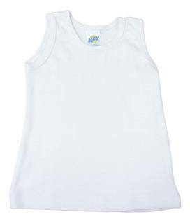 Set De 3 Camiseta Interior Niño Marca Bambi #1 A #3 Años