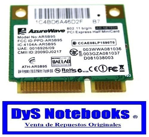 Placa Wifi Asus K52 Original Legitima