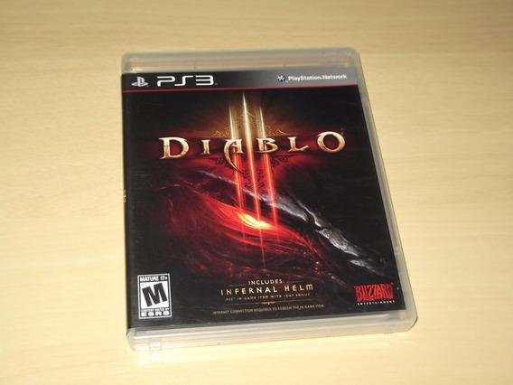 Ps3 - Diablo 3 (americano/mgb01570)
