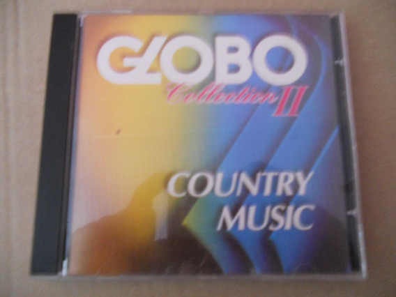 Country Music-globe Collection 2-cd