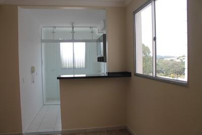 Apartamento Bem Localizado Em Sorocaba, 2 Quartos