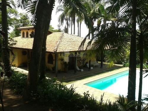 Imagem 1 de 15 de Linda Casa Rústica Com Piscina E Linda Vista Panorâmica  No Jardim Santa Paula Km 39 Raposo Tavares - Rt1648