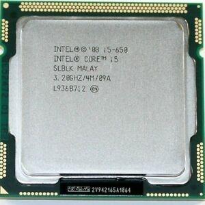 Processador Intel Core I5-650 3.20ghz Socket 1156 Original