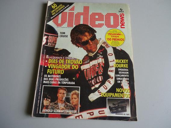 Video News 98 - Mickey Rourke Robert Deniro Tom Cruise