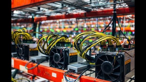 Contrato Mineração Mineradora Bitcoin Antminer S15 40 Hpms