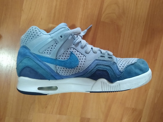 Nike Air Tech Challenge 2 Qs - Blue Grey !