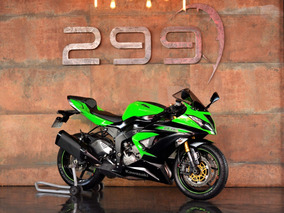 Kawasaki Ninja Zx6r 2013/2014 Com Abs